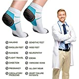 Age Care Foot Compression Socks Absorb Sweat For Plantar Fasciitis Heel Spurs Pain Sock For Unisex