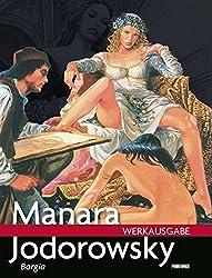 Milo Manara Werkausgabe: Bd. 15: Die Borgia