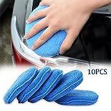 Best Car Polishes - 10pack Car Polishing Foam Waxing Pads 5
