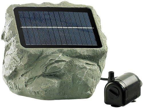 royal gardineer solarbetriebene teichpumpe biosphere. Black Bedroom Furniture Sets. Home Design Ideas