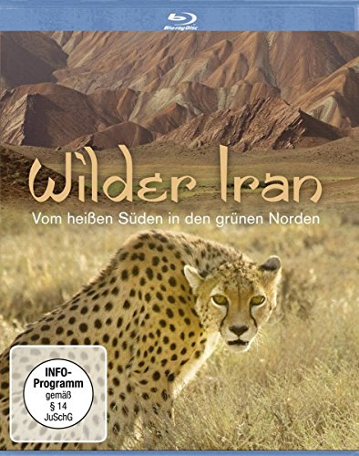 Wilder Iran [Blu-ray]