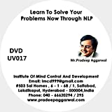 Learn To Solve Your Problems Now Through NLP, DVD