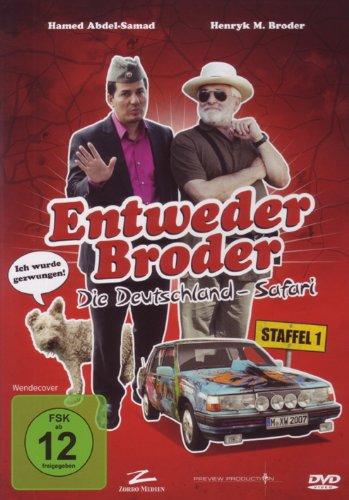 Die Deutschland-Safari: Staffel 1