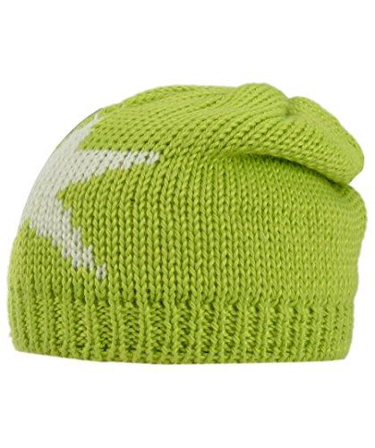 Mütze, d-generation, Gr. 51, grün