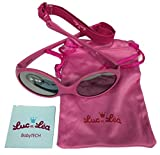 Luc et Léa–Sonnenbrille Kategorie 4für Kinder von 1–3Jahren–Farbe: Rosa