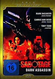 Sabotage - Dark Assassin [Edition Gold Collection 2011 inkl. Trailershow] (Pal, Full Length)