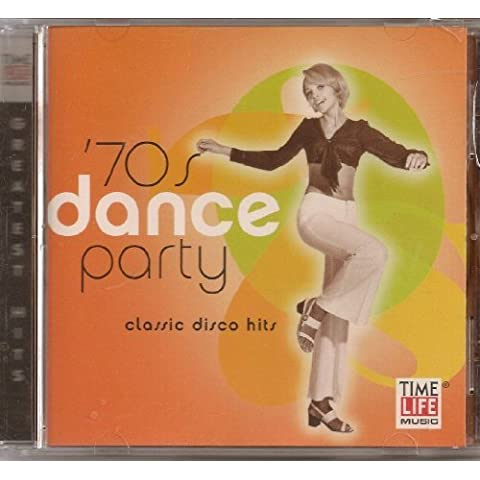 Sounds of 70's Dance Party: Classic Disco by Sounds of '70s [Music CD]