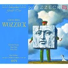 OPD 7020 Berg-Wozzeck: German-English Libretto (Opera d'Oro Grand Tier) (English Edition)