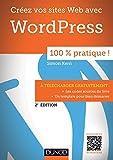 Telecharger Livres Creez vos sites Web avec WordPress (PDF,EPUB,MOBI) gratuits en Francaise