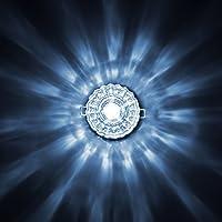 Sunix® 5W moderna alta potenza cristallo LED Lampada da soffitto luce / pendente, con montaggio a filo fissaggio per la camera da letto, Corridoio, Portico, disimpegno, bagno