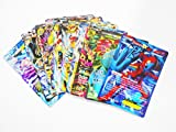 #10: 100 Gold Trading Card Game Set Fun Play for Kids