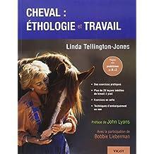 Cheval : éthologie et travail