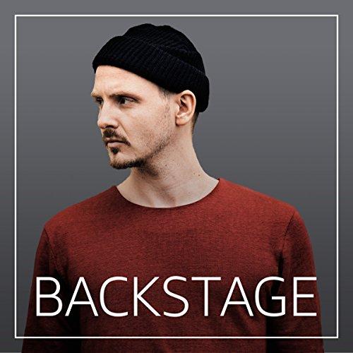Backstage mit Maxim