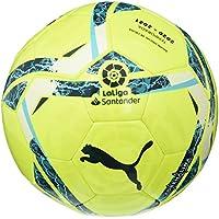 PUMA LaLiga 1 Adrenalina MS Ball Balón de Fútbol, Unisex-Adult, Lemon Tonic-Multi Colour, 5