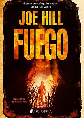 Fuego: The Fireman por Joe Hill