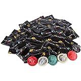 Billy Boy Kondome 50er Beutel Mix-Sortiment aus farbigen, perlgenoppten, farbig-aromatisierten und extra feuchten Kondomen (1 x 50 Stück)