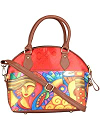 All Things Sundar Hand Bag Cum Shoulder Bag - 240 - 04