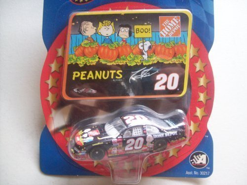Winners Circle Winner's Circle Tony Stewart #20 Home Depot Halloween Peanuts Pontiac Grand Prix