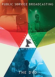 Public Service Broadcasting - Inform Educate Entertain [DVD]