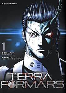 Terra Formars Edition 48h BD Tome 1