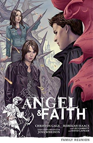 (Angel & Faith Volume 3: Family Reunion (English Edition))