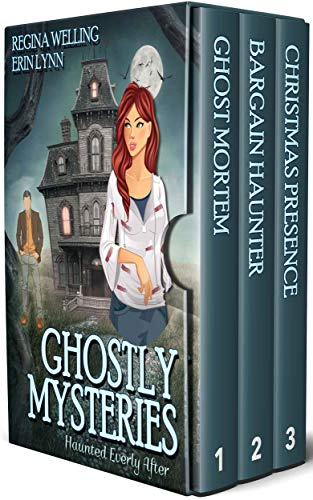 Ghostly Mysteries: Haunted Everly After books 1-3 (English Edition)