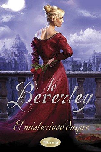 El misterioso duque (Titania época) por Jo Beverley