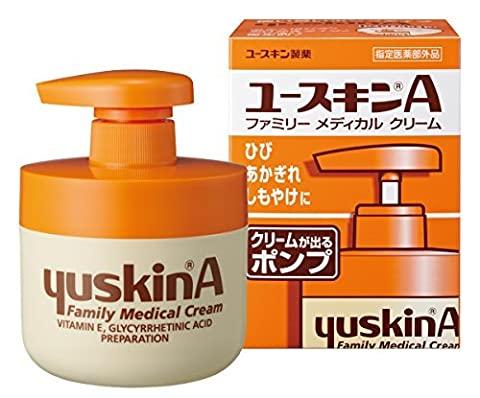 YuskinA | Body Cream | Pump 260g (Japan Import) by YuskinA