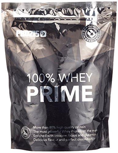 Prozis 100% Whey Prime 2.0 1000 g Erdbeere (Verstärkt Whey Protein)