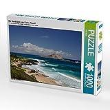 Die Nordküste von Oahu, Hawaii 1000 Teile Puzzle Quer