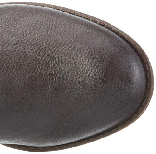 Mustang 1157-531 - Stivali Alti Donna Grigio (20 dunkelgrau)