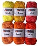 Schachenmayr Catania Wolle Set 3