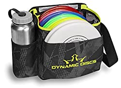 Dynamic Discs Cadet Disc Golf Bag (Fracture Yellow)