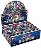 Yu-Gi-Oh! KONRIRA Rising Rampage Booster Display Box of 24 Packets, Multi