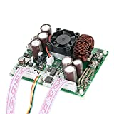 KKmoon LCD Digital Programmierbare Konstantes Spannung Strom Netzteilmodul Buck Boost Steuerung DC 0-50.00V/0-20.00A Kommunikations Ausgang Version + Board DPS 5020 USB