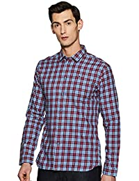 48cce6b4857c Amazon.in  Shirts - Men  Clothing   Accessories  Casual Shirts ...