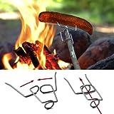 Light My Fire Grill/ Feuergabel im 4er Pack, rot, gelb, grün, navyblau, (FARBE SORTIERT) - 2