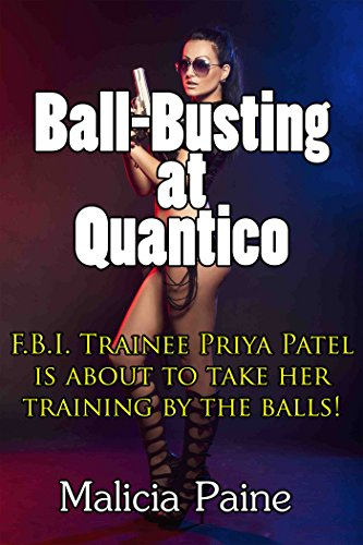 Ball-Busting at Quantico (English Edition)