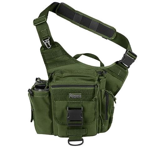 Maxpedition Jumbo Versipack Shoulder Bag - Olive Drab Green, 3.5lt