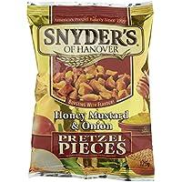 Snyder's of Hanover Honey Mustard und Onion, 5er Pack (5 x 125 g)
