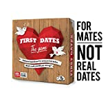 First Dates: The Official Game - Awkward Questions for Unexpected Dates
