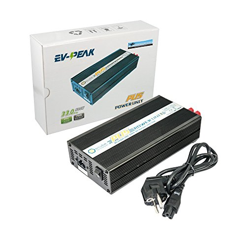 Preisvergleich Produktbild EV-Peak PU5 Hochleistungs Netzteil 15Volt max. 500W 230V