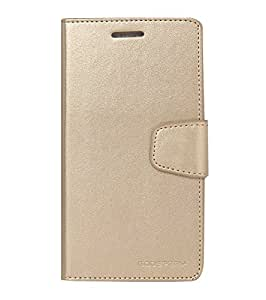ZYNK CASE FLIP COVER FOR LENOVO A6600 GOLD