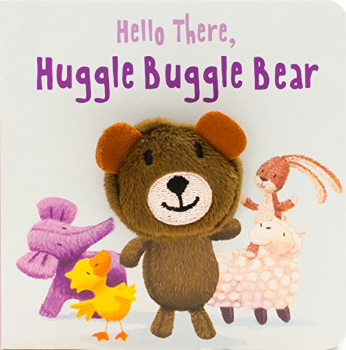 Hello There, Huggle Buggle Bear Finger Puppet Book (Finger Puppets)