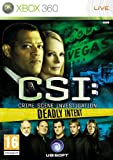 Cheapest CSI: Crime Scene Investigation - Deadly Intent on Xbox 360