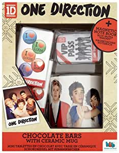 Bon Bon Buddies One Direction Gift Mug and Premium 30 g