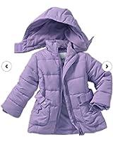 Mädchen Kinder Long Jacke flieder lila gesteppt 104 110 116 122 128 134 NEU36967