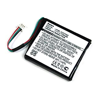 Akku-King Battery for TomTom Start, Start2, 1EX00, Easy, 4EX0.001.11 - replaces AHL03707002, VF9B - Li-Ion 770mAh