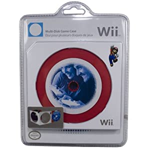 Character Case – Wii