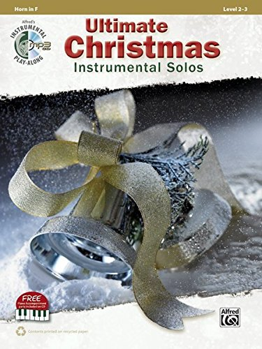Ultimate Christmas Instrumental Solos: (incl. CD) (Ultimate Instrumental Solos)